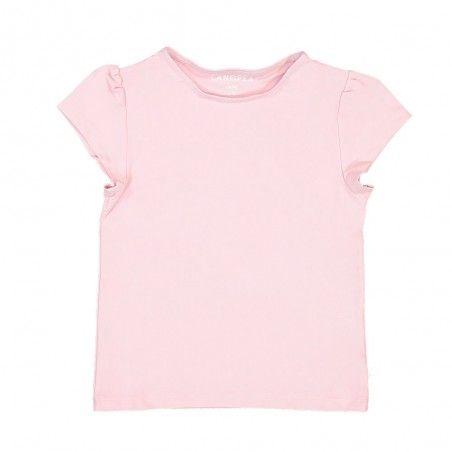 Dragée pink sun protective rashguard for girl and baby