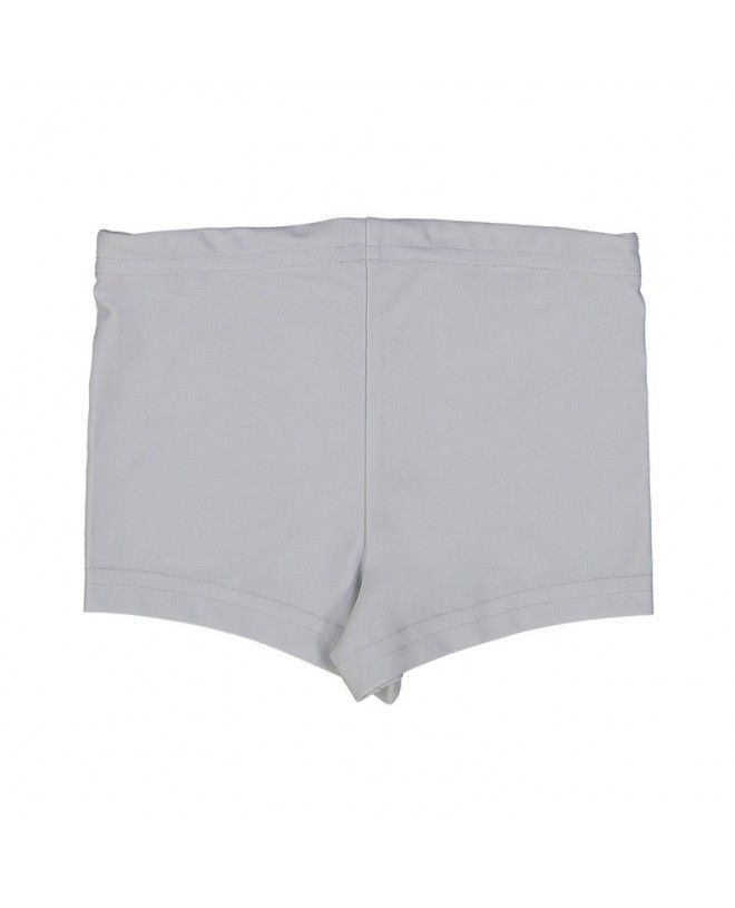 Grey swim boxers for boys