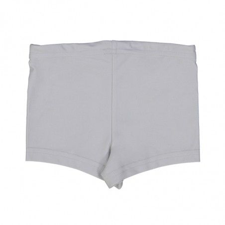 boxer de bain gris pour garçon