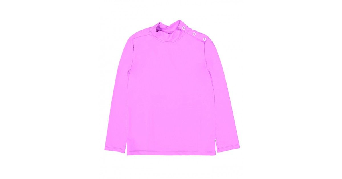 T-shirt anti UV Canopea rose Orchid pour enfant, fille et bébé