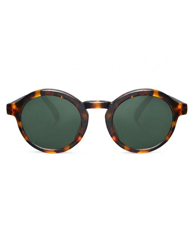 Sunglasses in Cheetah Tortoise by Mr Boho
