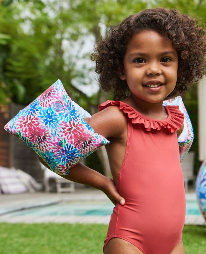 Hamptons Inflatable Armbands for kids