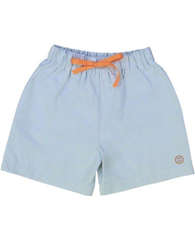 Slate color swimshort for boys