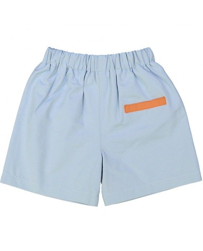 Slate color swimshort for boys