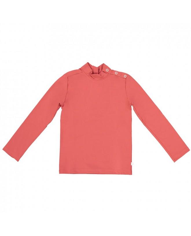 T-shirt anti UV rouge Grenada de Canopea