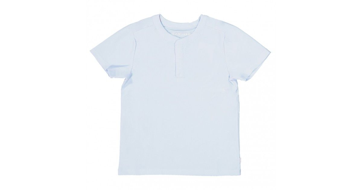 t-shirt anti UV Canopea bleu Ash