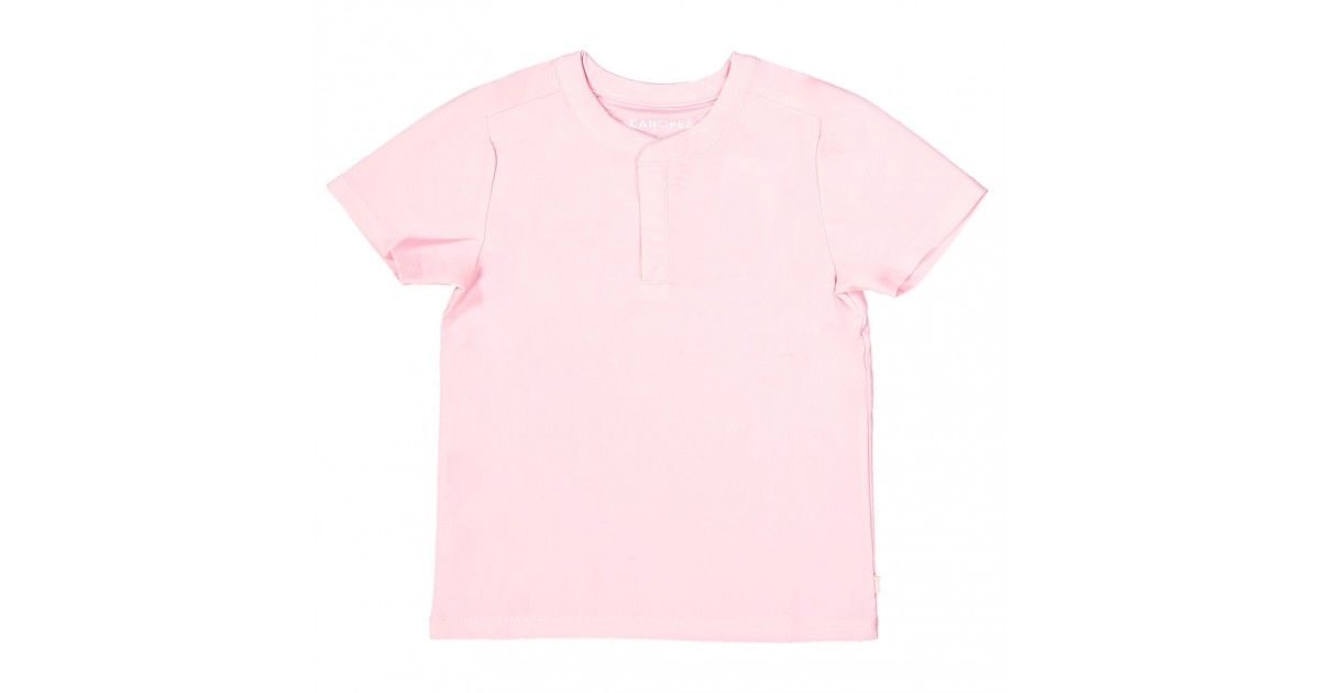 t-shirt anti UV Canopea rose Dragee