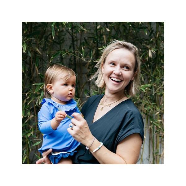 Entrepreneur and mother: Constance Hartig, founder of Canopea