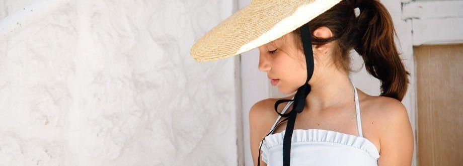 CANOPEA - Maillot de bain anti-UV filles et enfants
